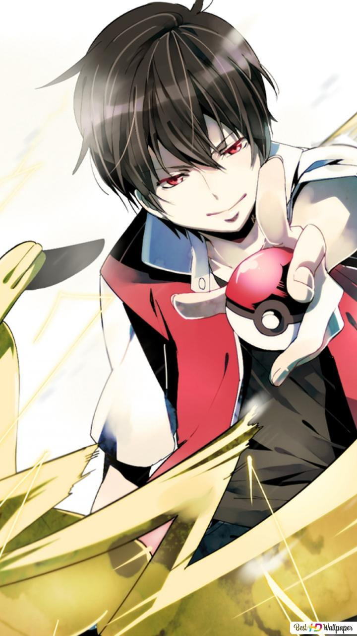 Pokemon Red And Blue Video Game Hd Wallpaper Download