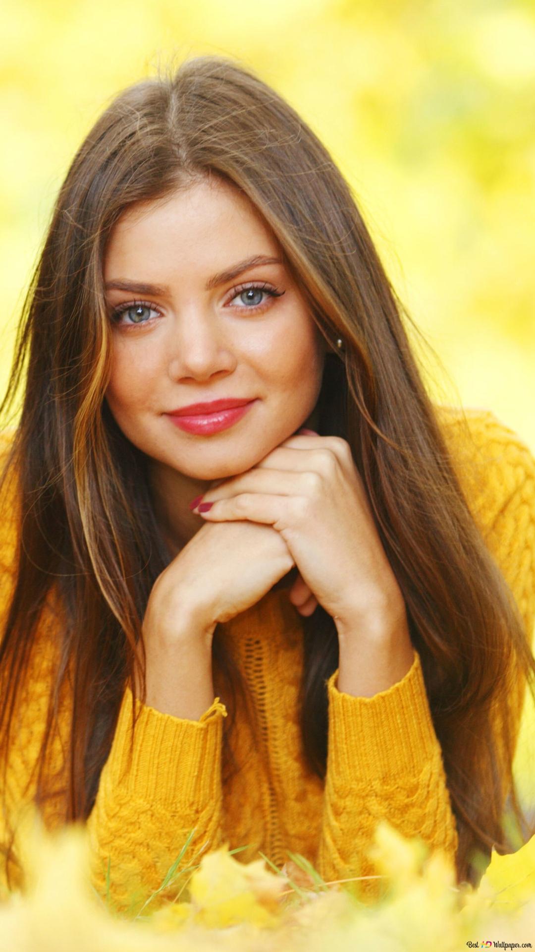 pretty girl hd wallpaper download