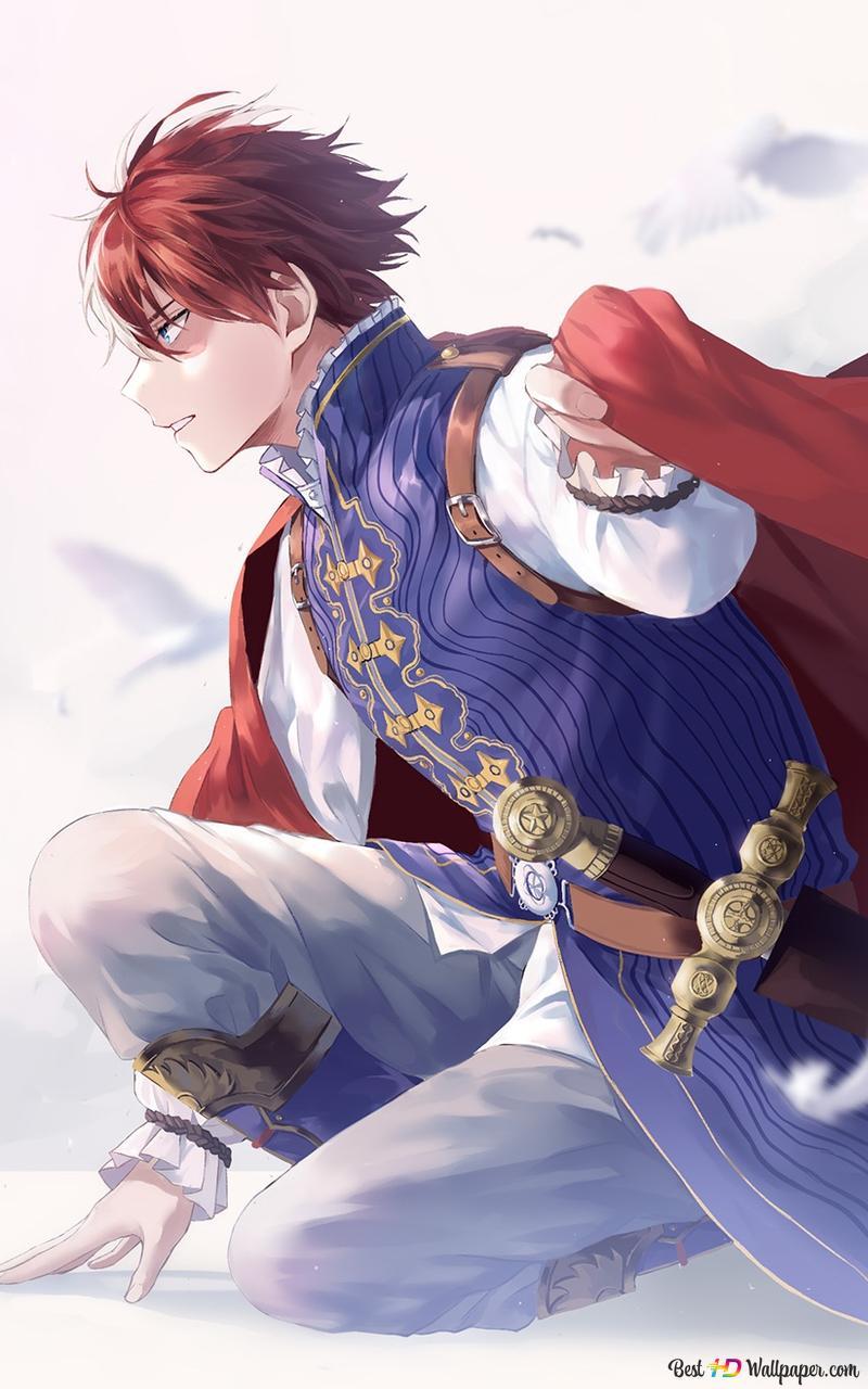 Prince Shoto Todoroki Hd Wallpaper Download