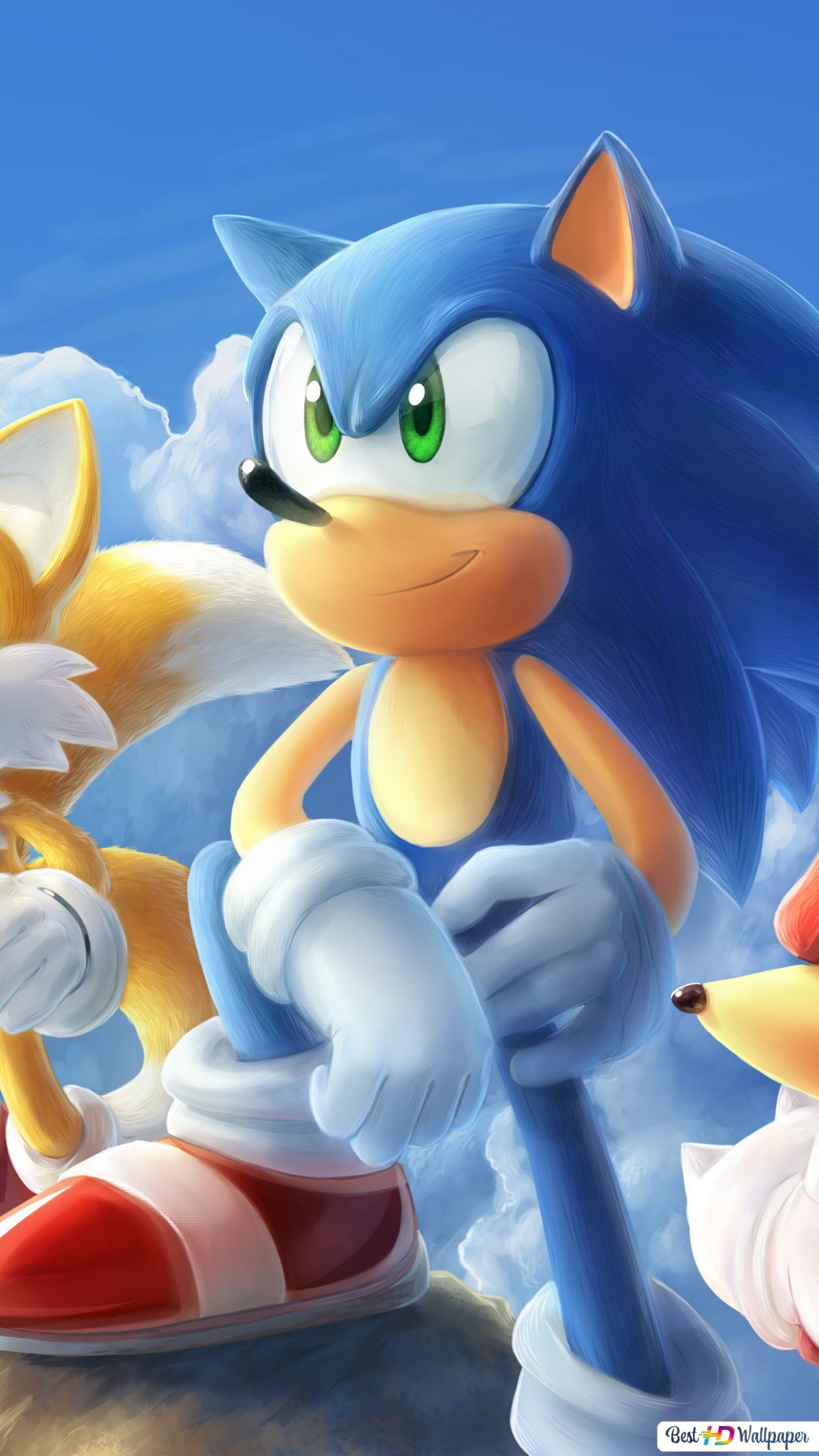 Prower Sonic The Hedgehog Hd Wallpaper Download