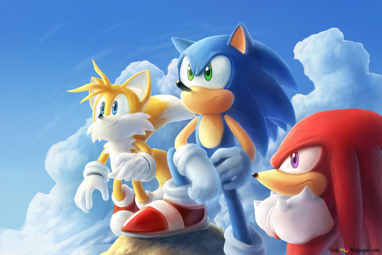 Prower Sonic The Hedgehog Hd Wallpaper Download