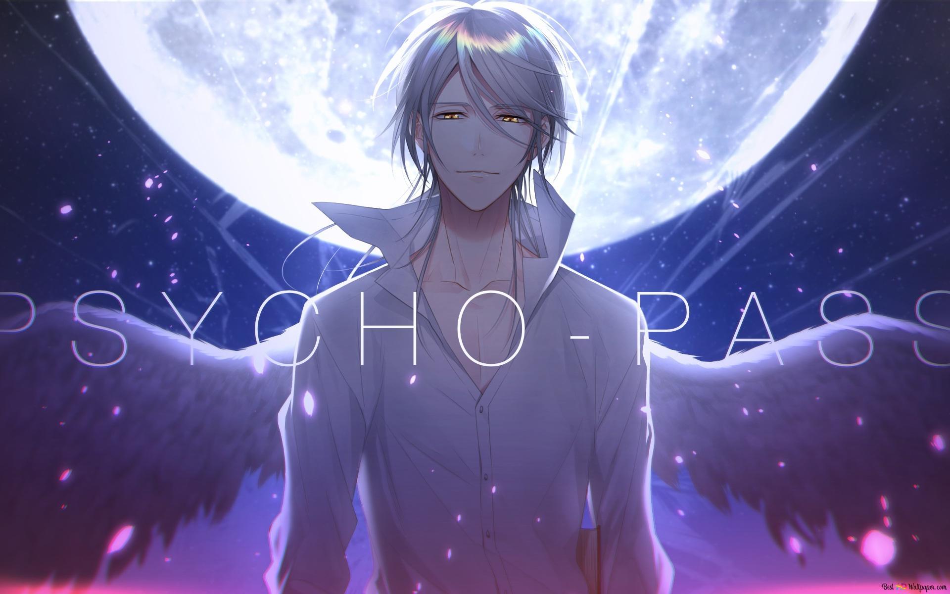 Psycho Pass Shougo Makishima Hd Wallpaper Download