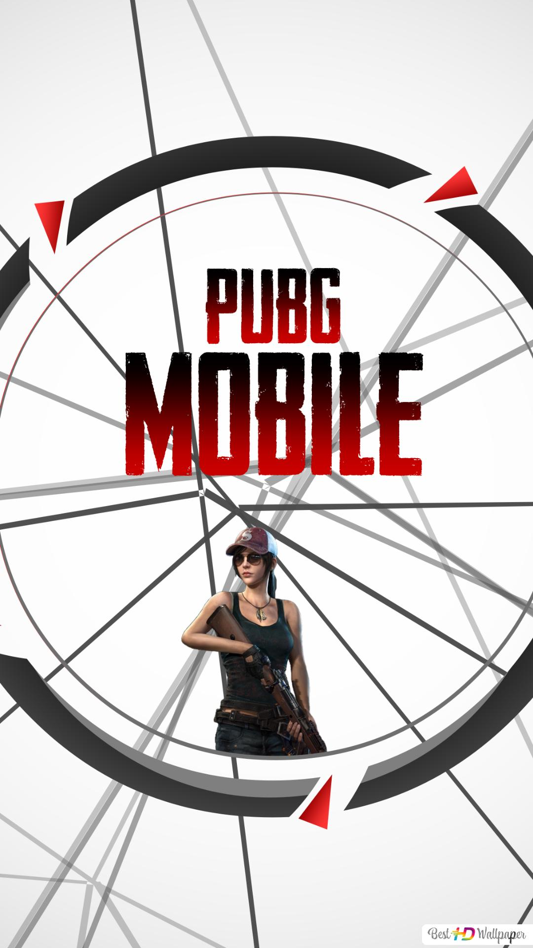 Pubg Mobile Hd Hd Wallpaper Download