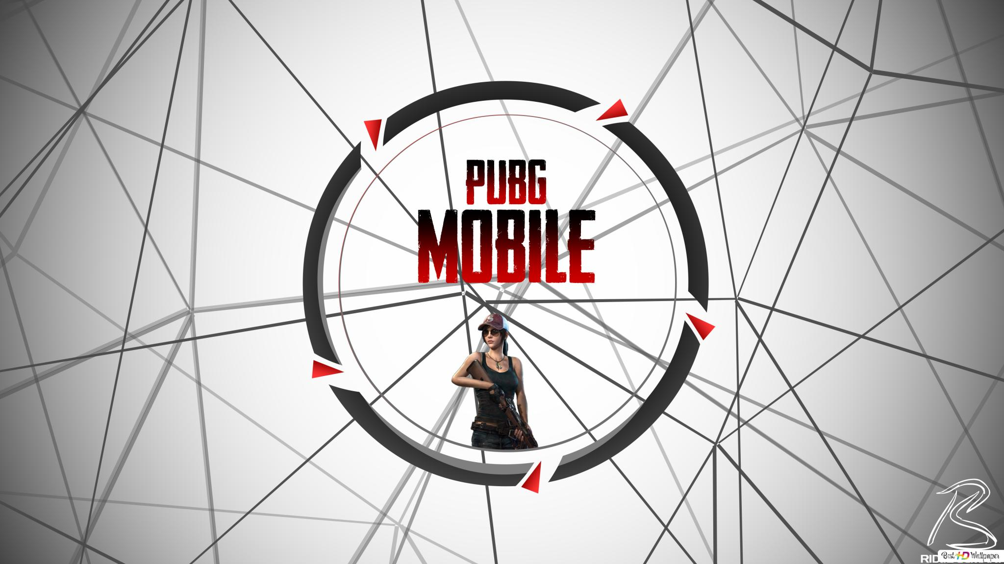 Pubg Mobile Logo Wallpaper Hd: Pubg Mobile Hd HD Wallpaper Download