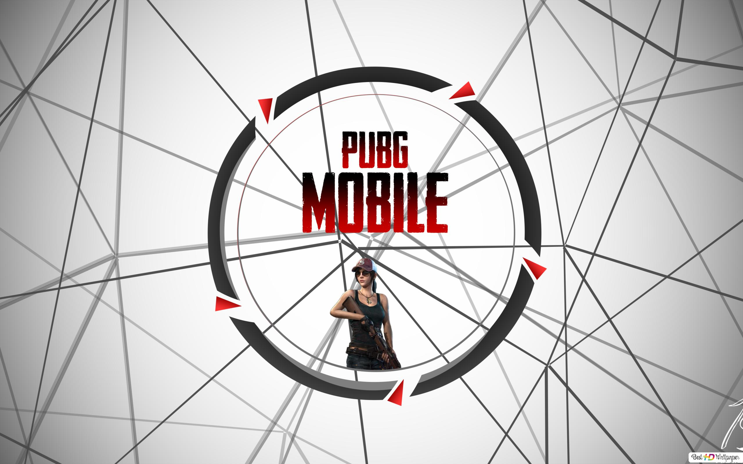 Pubg Wallpaper Dual Monitor: Pubg Mobile Hd HD Wallpaper Download
