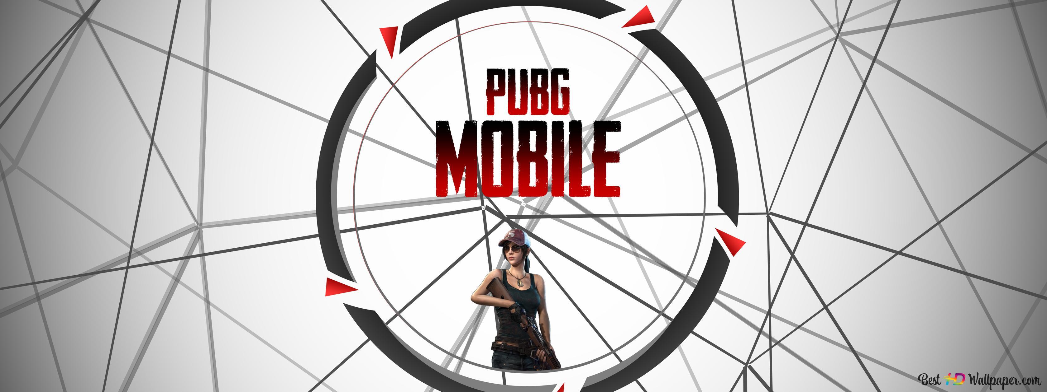 Pubg Wallpaper Ipad: Pubg Mobile Hd HD Wallpaper Download