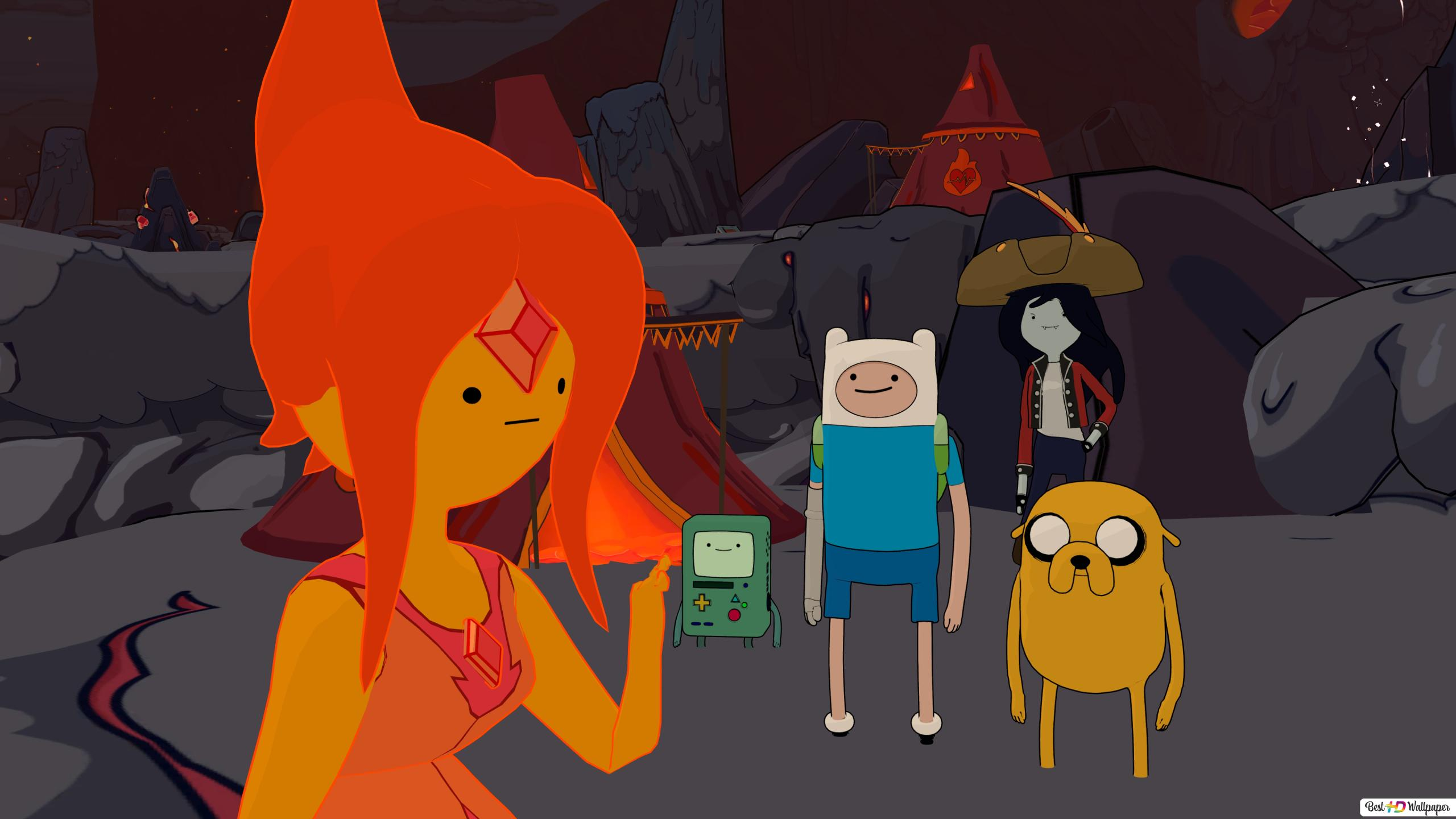 Queen Of Adventure Time Pirates Of The Enchiridion Hd Wallpaper Download
