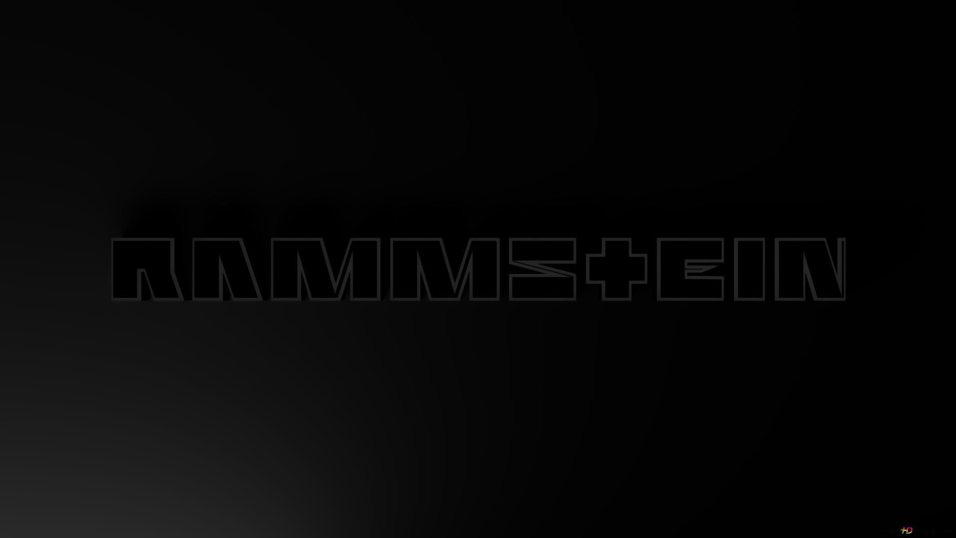 Rammstein black lady A Black