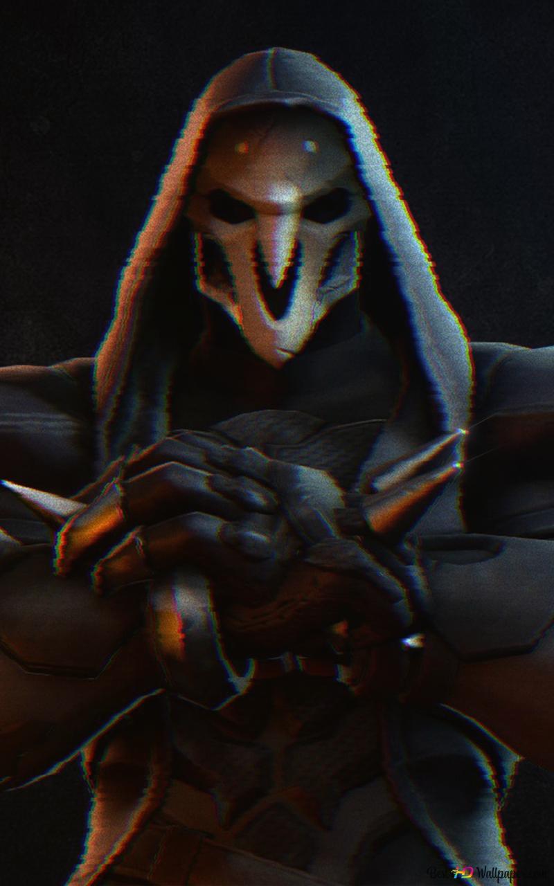 Reaper Of Overwatch Hd Wallpaper Download