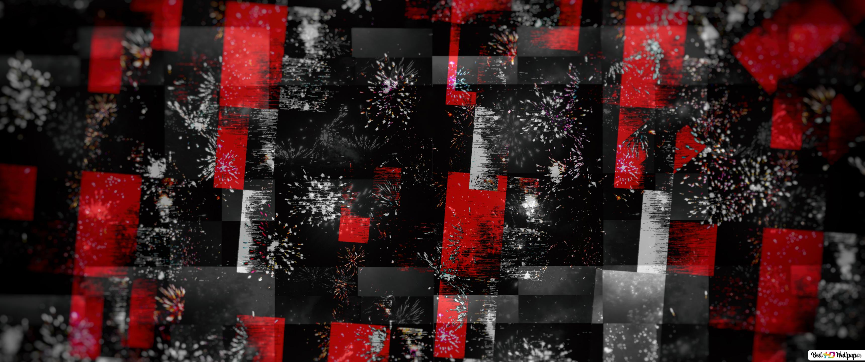 red black abstract hd wallpaper download