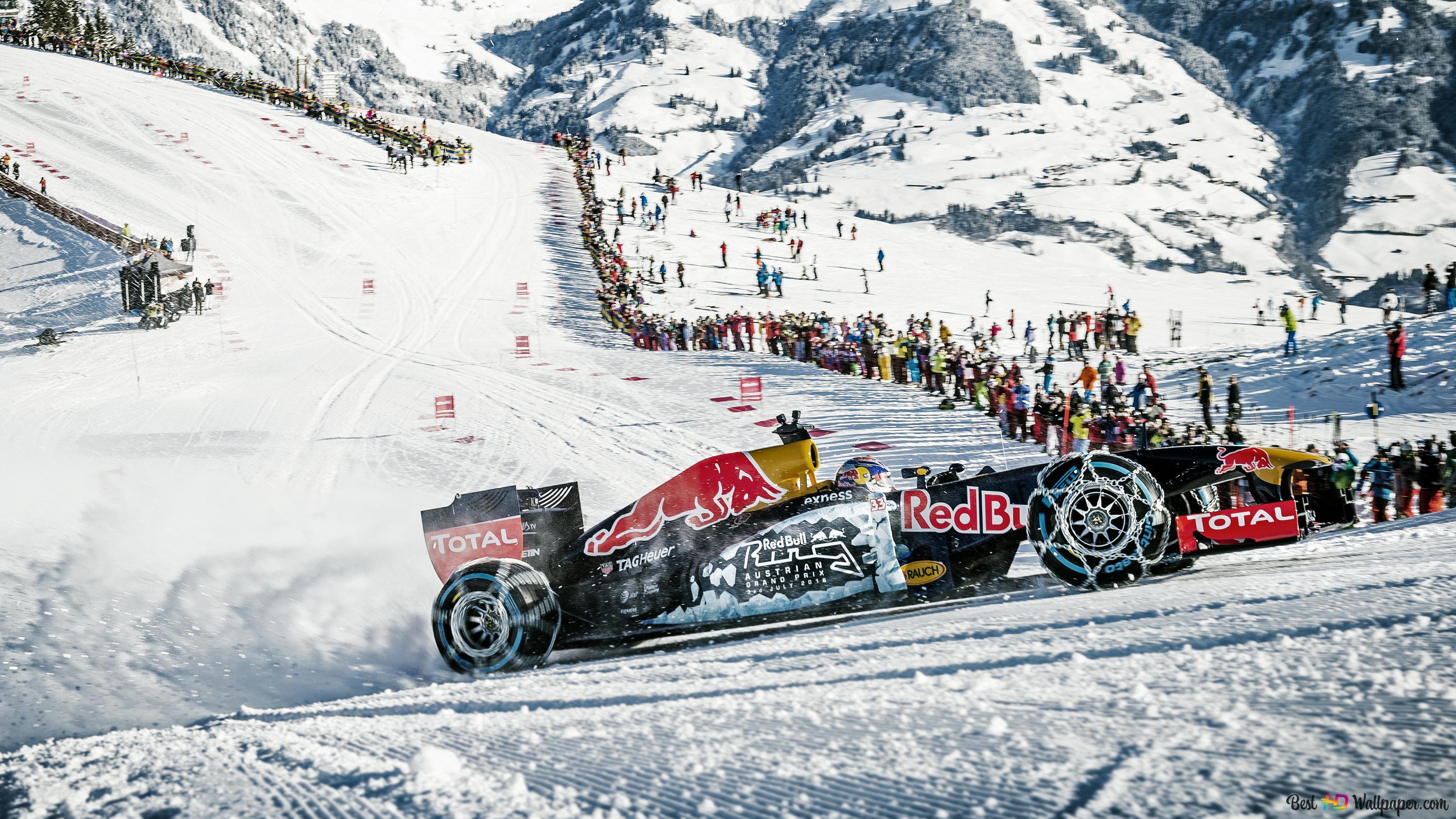 Red Bull Racing F1 Hd Wallpaper Download