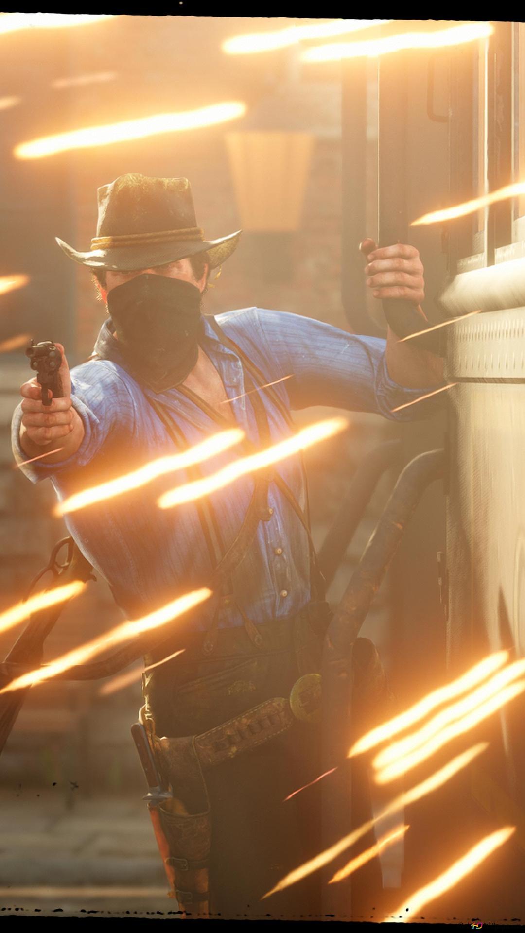 Red Dead Redemption 2 Arthur Morgan Hd Wallpaper Download