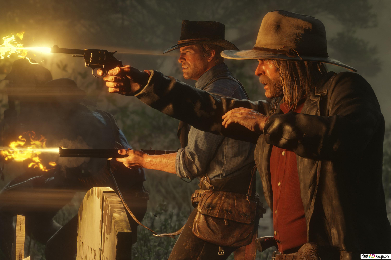 Red Dead Redemption Ii Hd Wallpaper Download