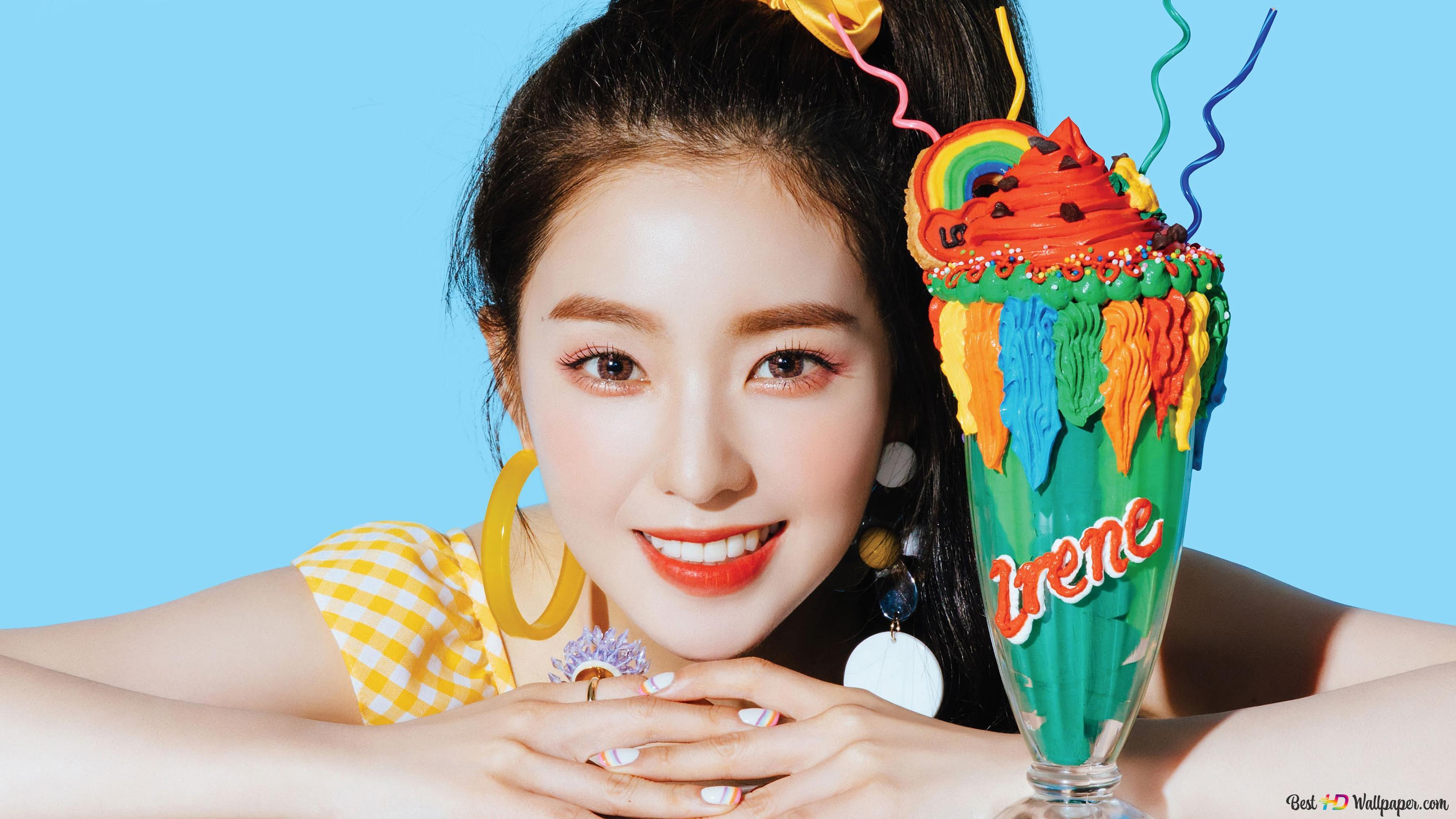 Red Velvet Irene In Power Up Mv Hd Wallpaper Download