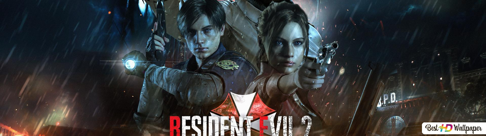 Resident Evil 2 Remake Leon S Kennedy Ada Wong Claire Redfield