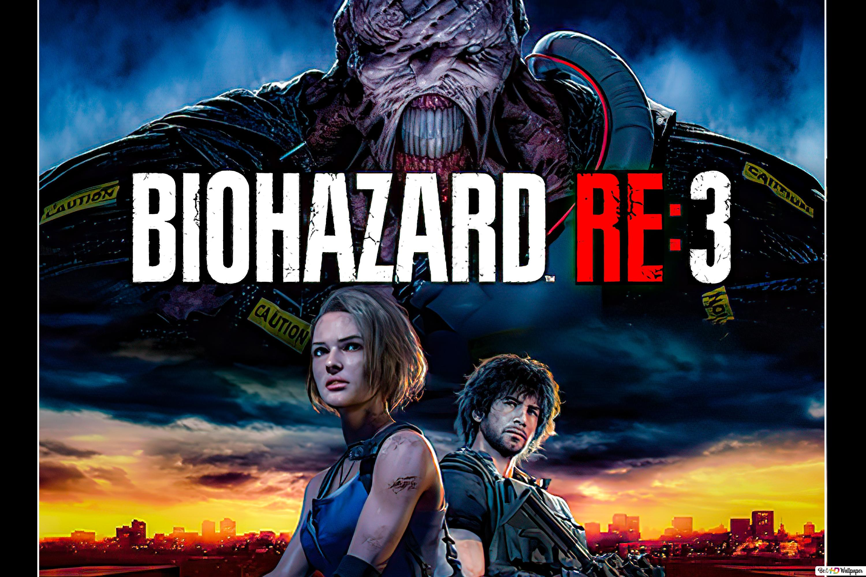 Resident Evil 3 Remake 01 8k 4k Wallpaper Hd Wallpaper Download