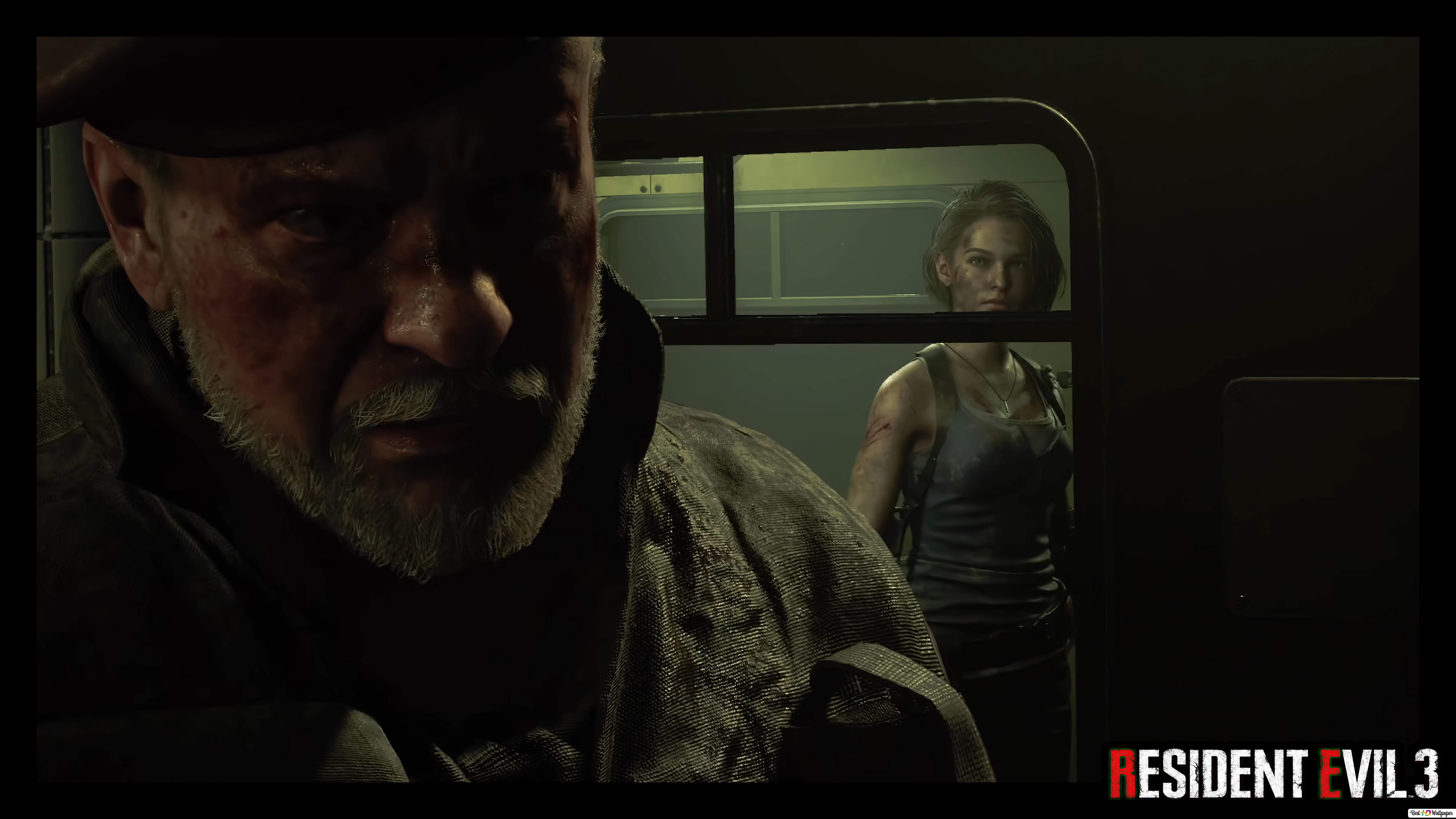 Resident Evil 3 Remake 09 8k 4k Wallpaper Hd Wallpaper Download