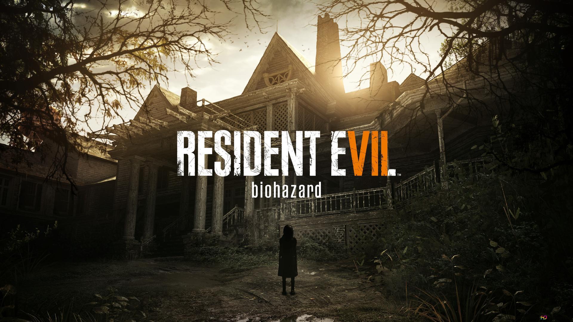 Resident Evil 7 Biohazard Survival Horror Game Hd Wallpaper Download