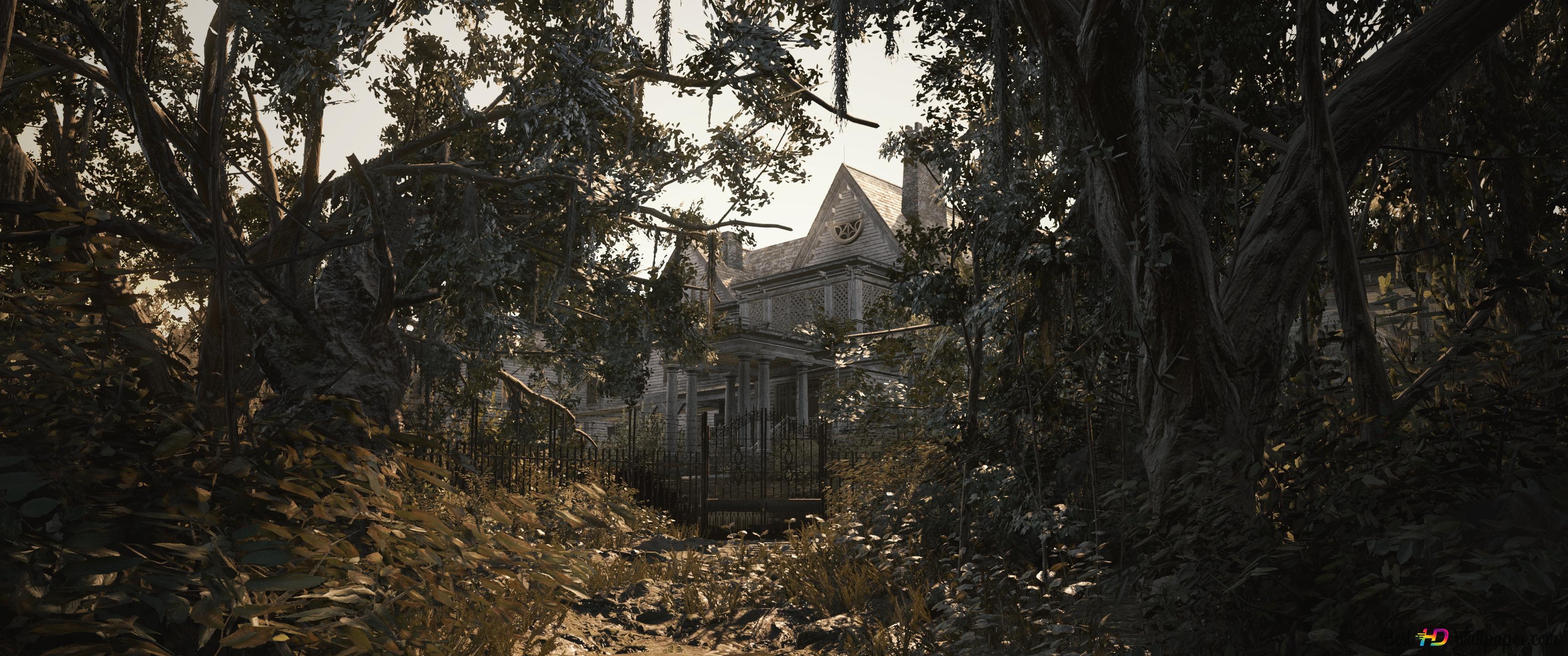 Resident Evil 7 Biohazard Hd Hintergrundbilder Herunterladen