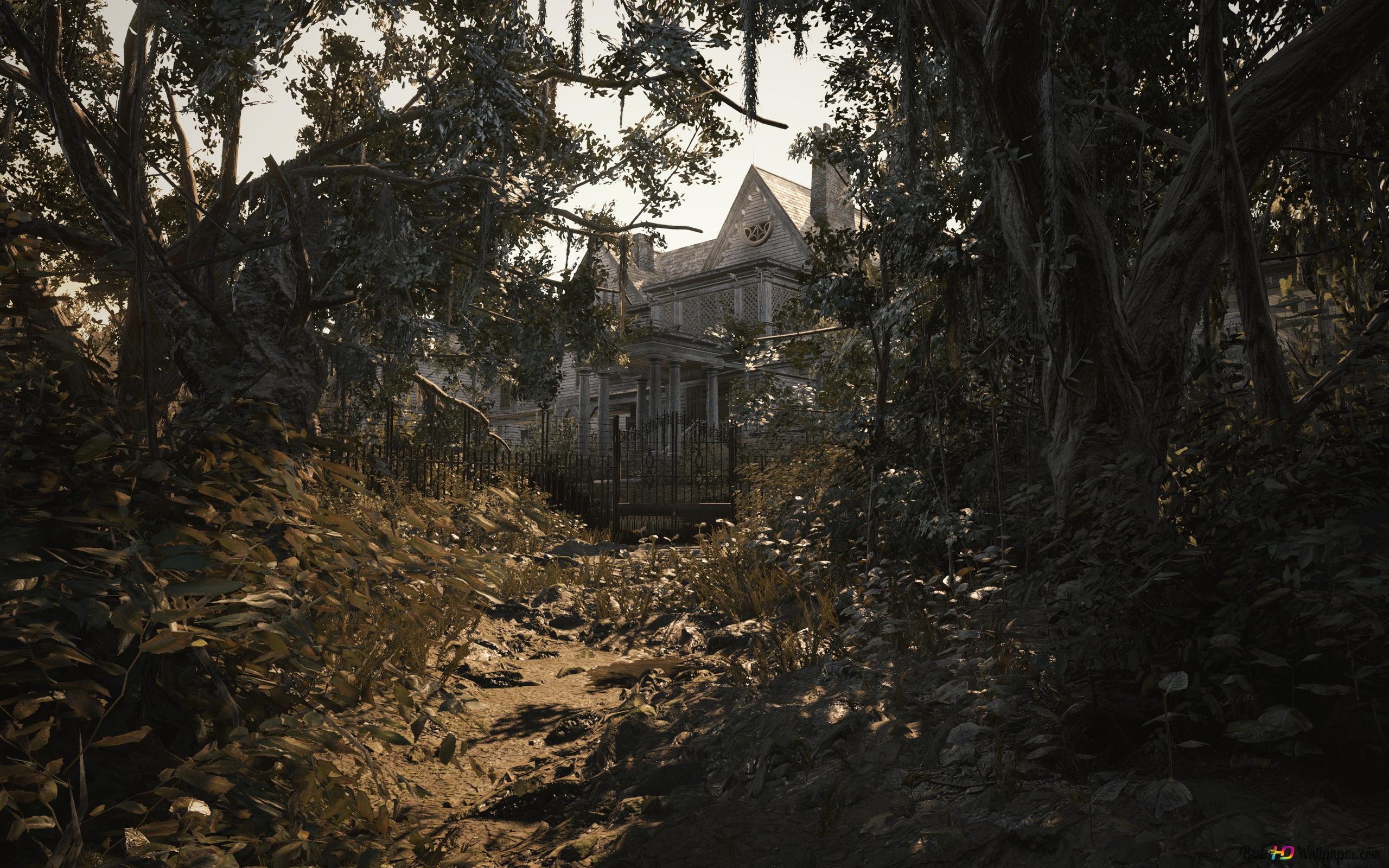 Resident Evil 7 Biohazard Hd Wallpaper Download
