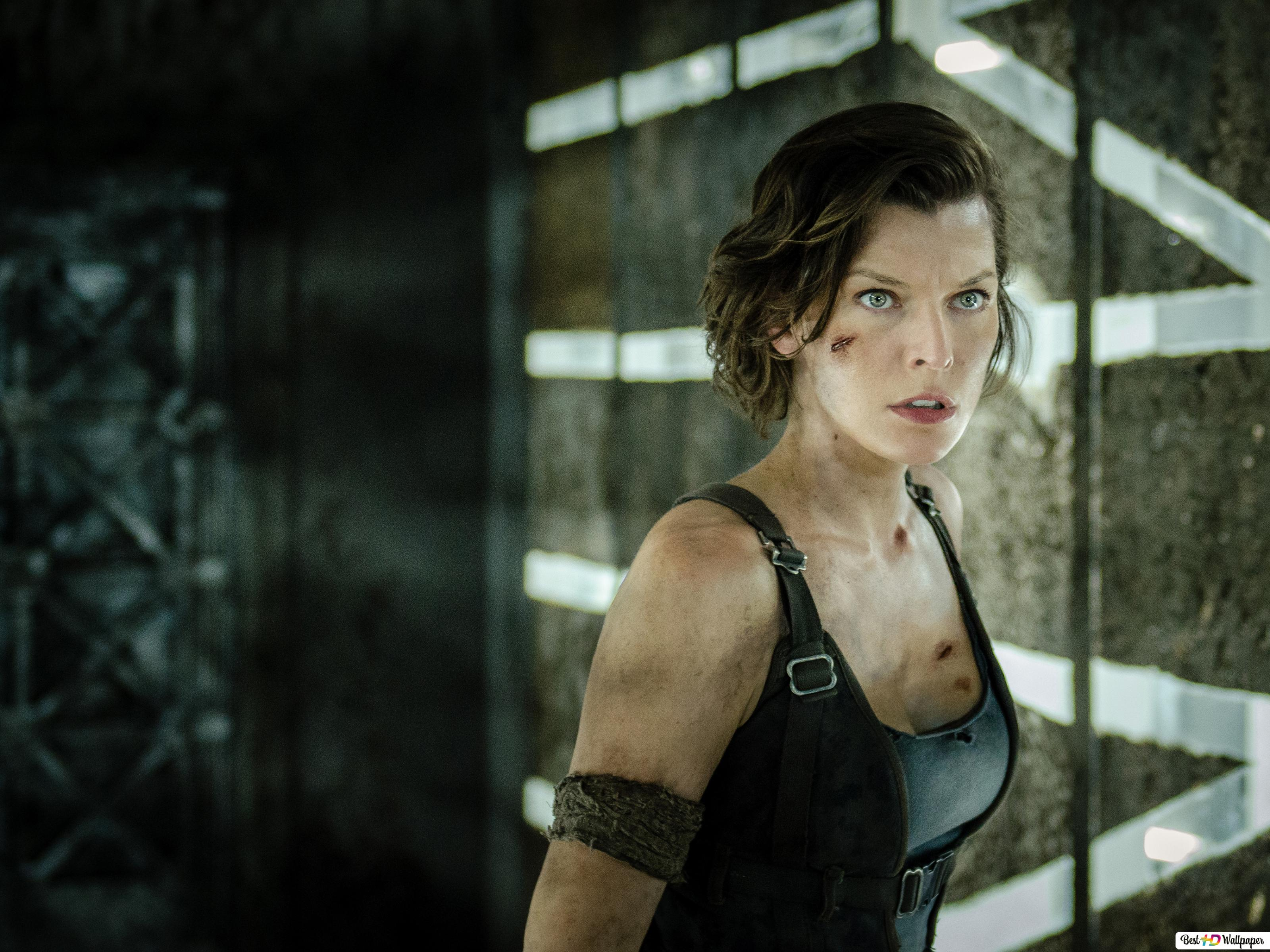 Resident Evil The Final Chapter Hd Wallpaper Download