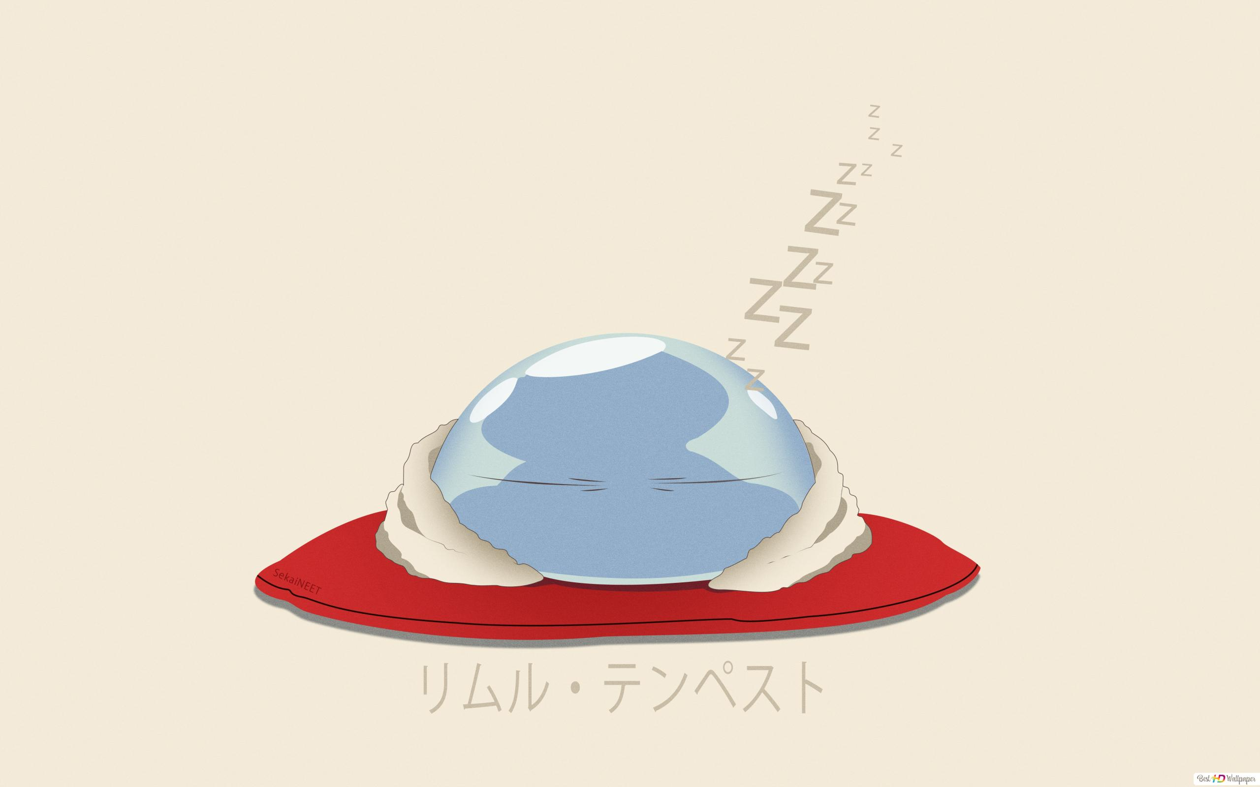 Rimuruスライム Hd壁紙のダウンロード