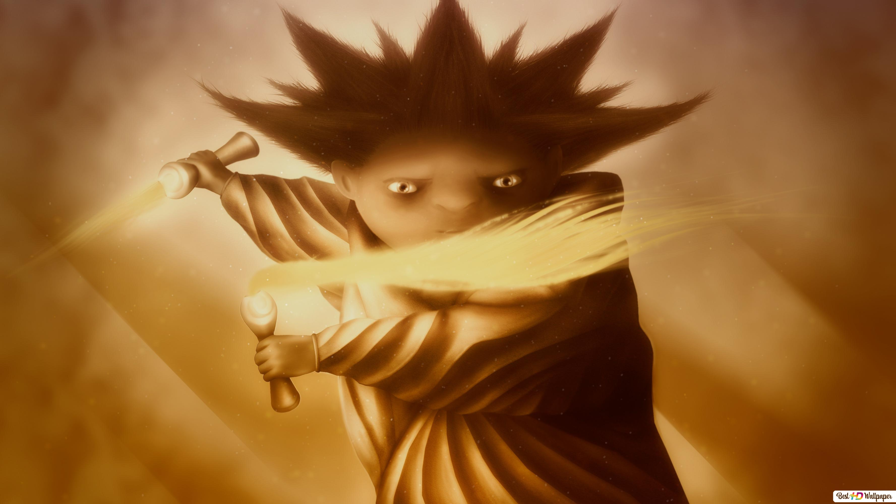 Rise Of The Guardians Sandman Hd Wallpaper Download