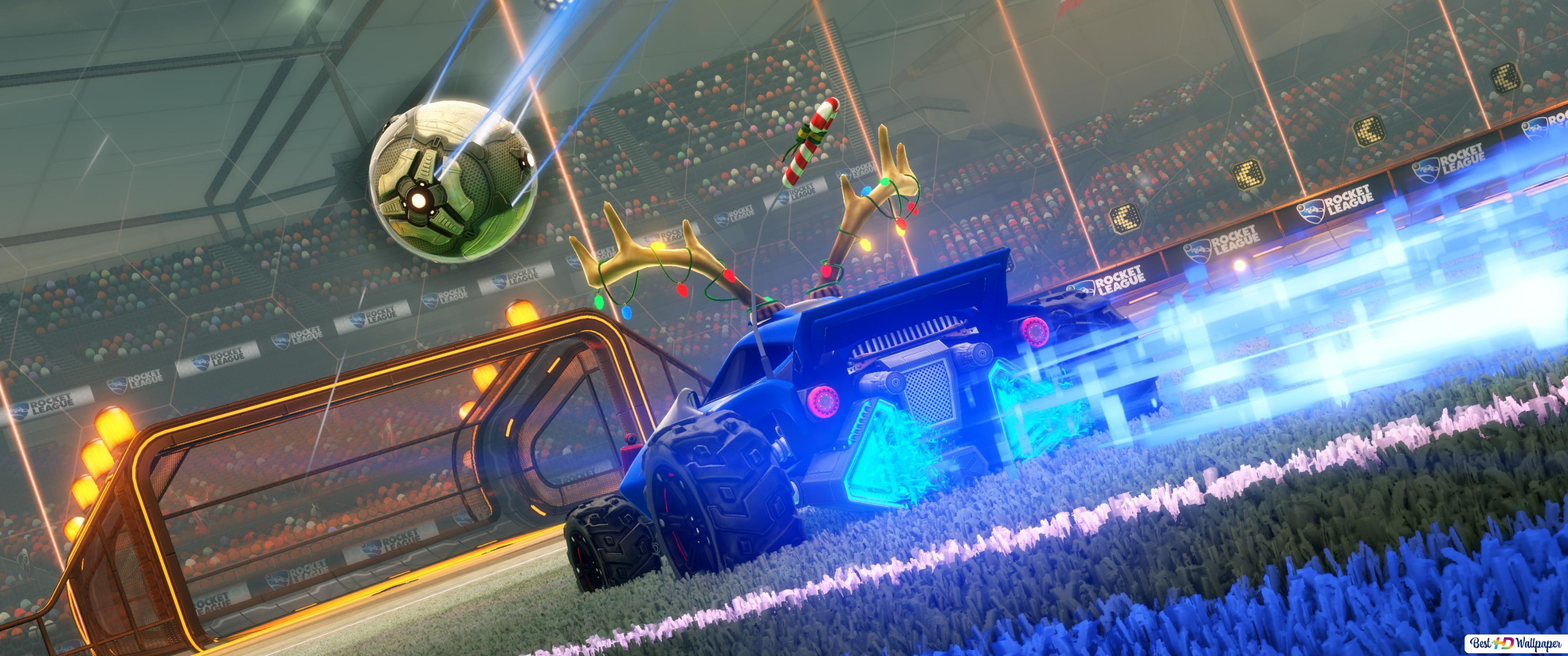 Rocket League Hd Wallpaper Download