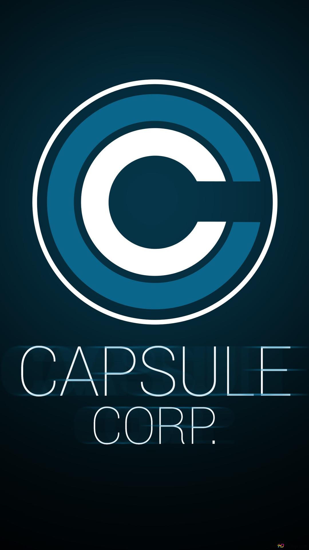 ロゴカプセルコーポレーションcorp Hd壁紙のダウンロード