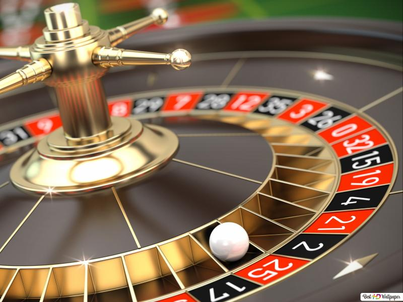 Roulette wheel HD wallpaper download