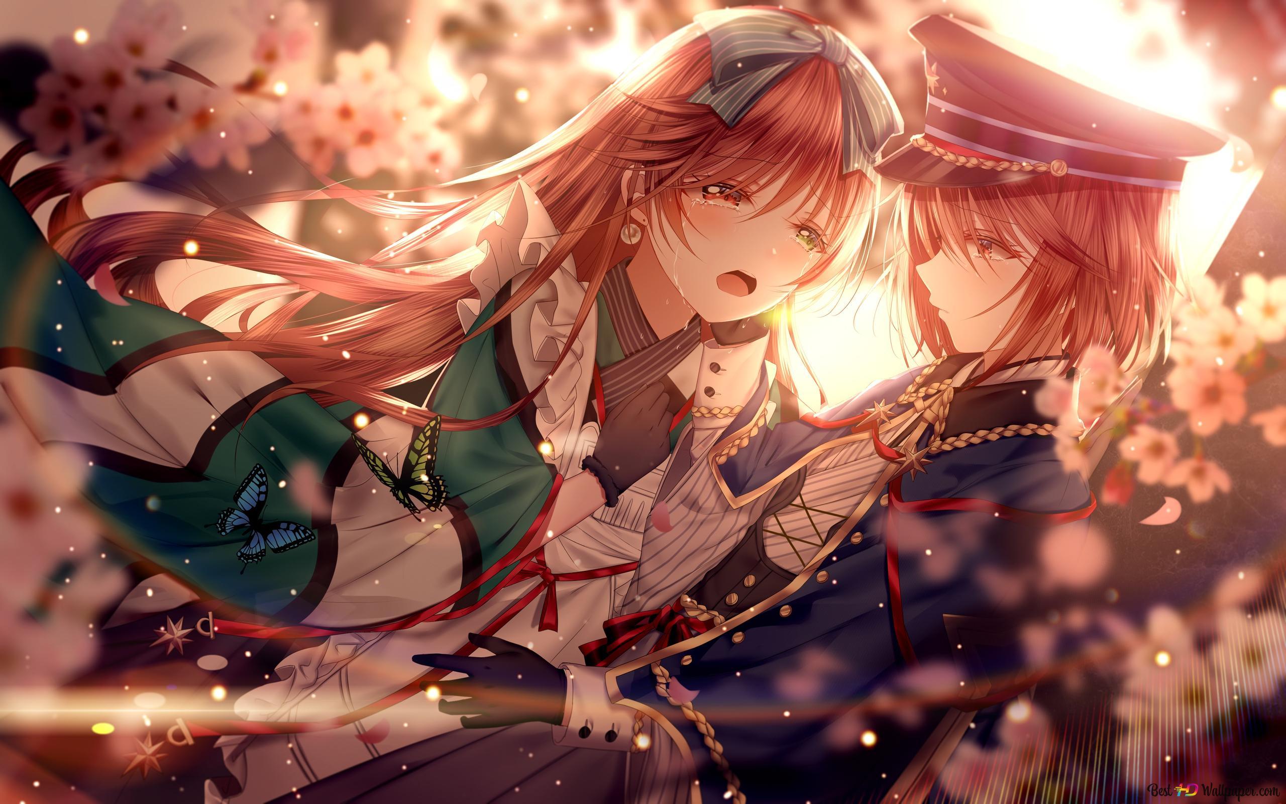 Rozen Maiden Souseiseki Suiseiseki Hd Hintergrundbilder