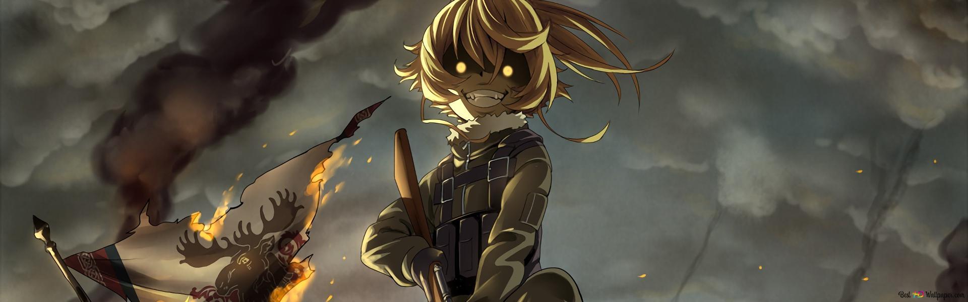 Saga Of Tanya The Evil Tanya Von Degurechaff Second Lieutenant