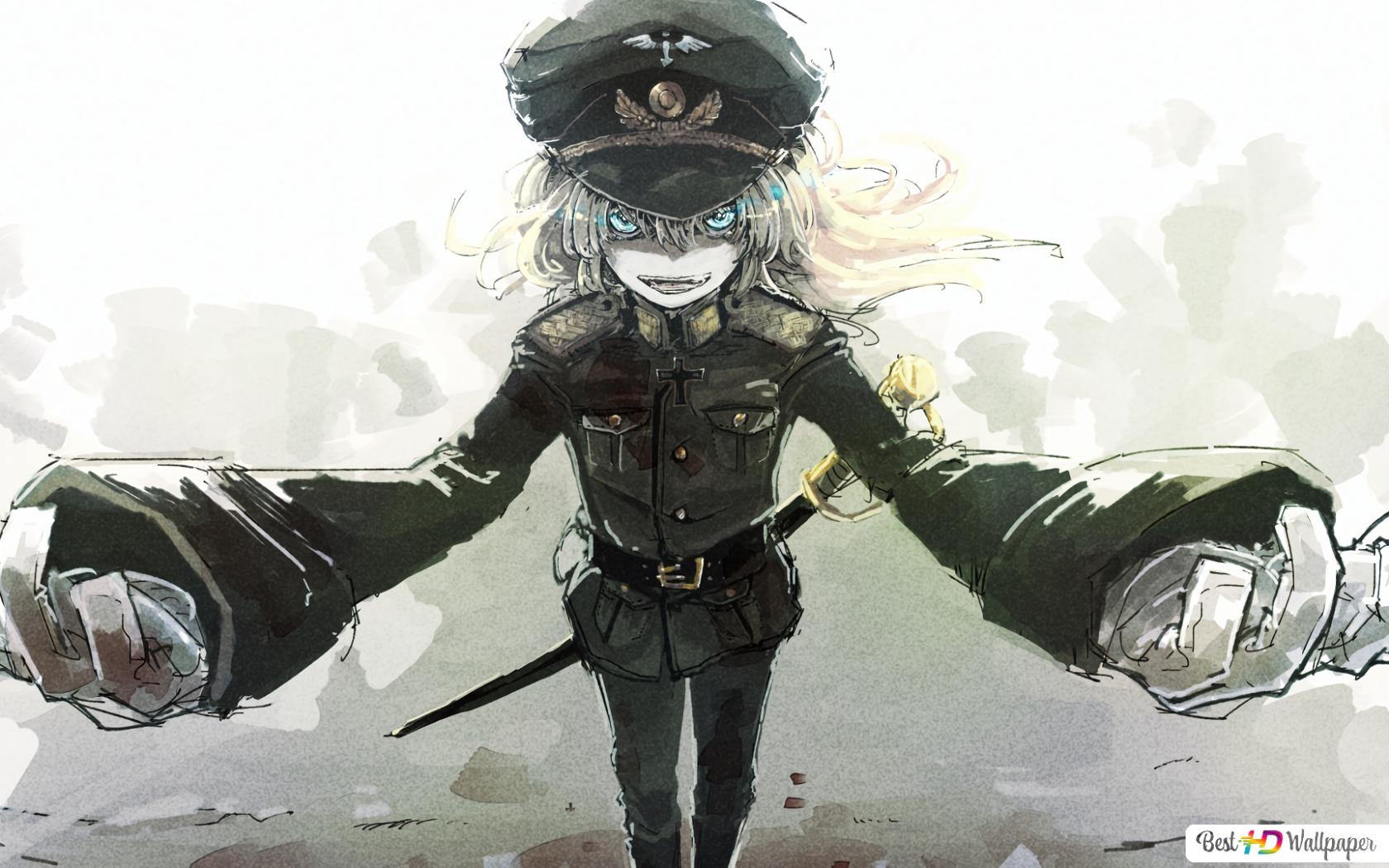 Get Saga Of Tanya The Evil Wallpaper  Images