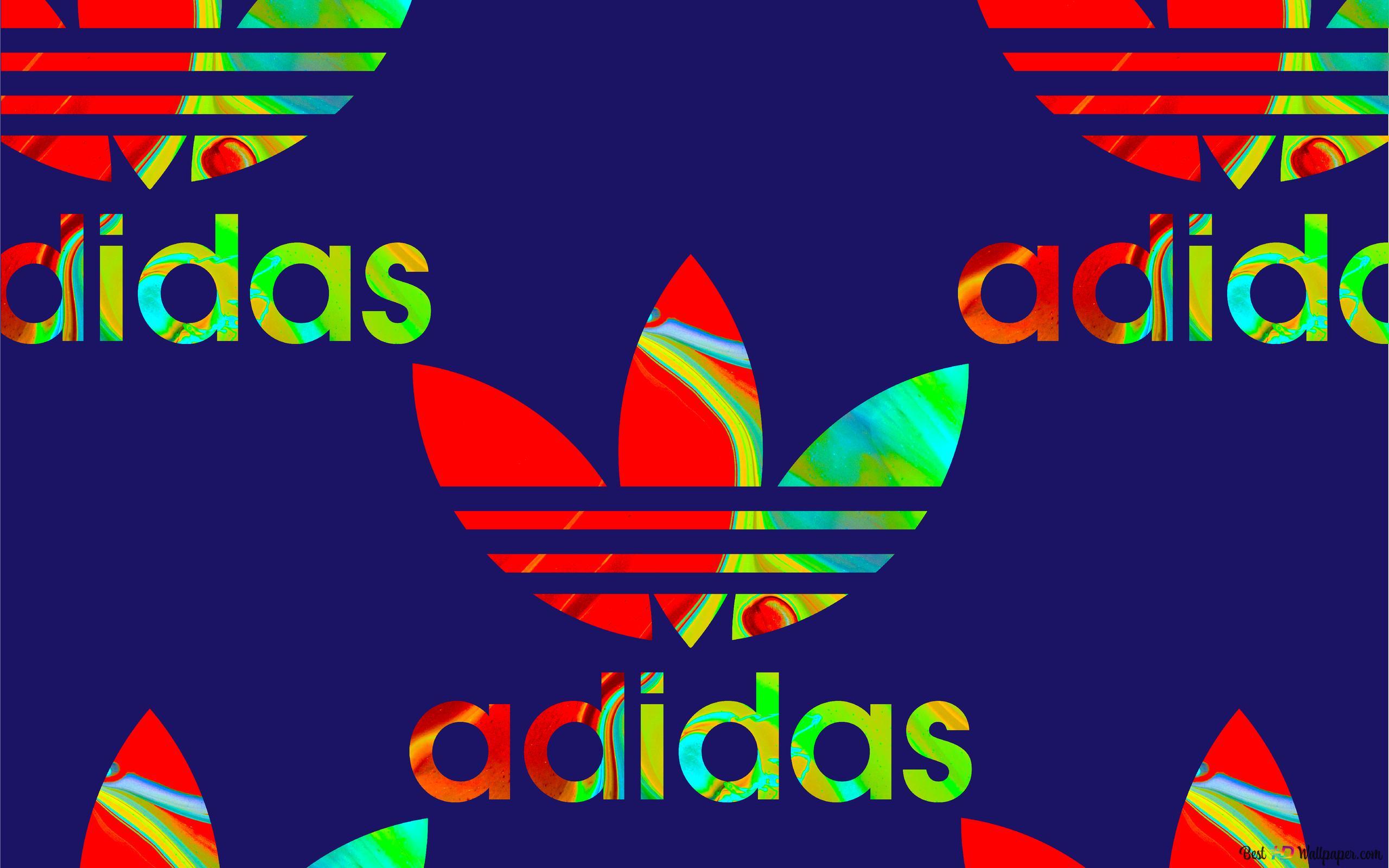 Adidas ロゴ 壁紙