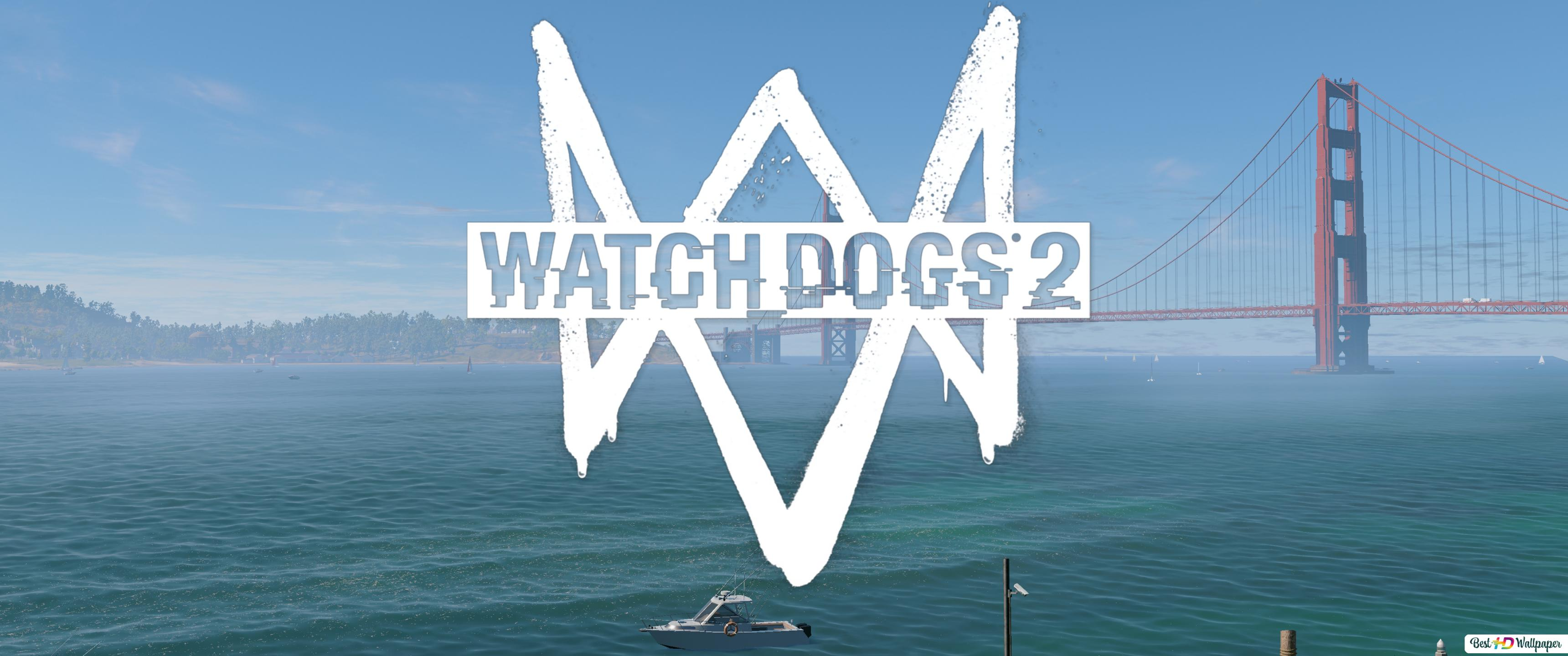 Descargar Fondo De Pantalla San Francisco En Watch Dogs Hd