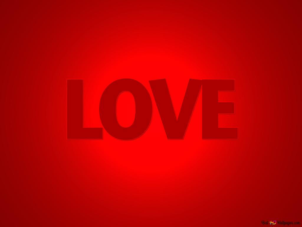San Valentino Amore Sfondo Rosso Download Di Sfondi Hd