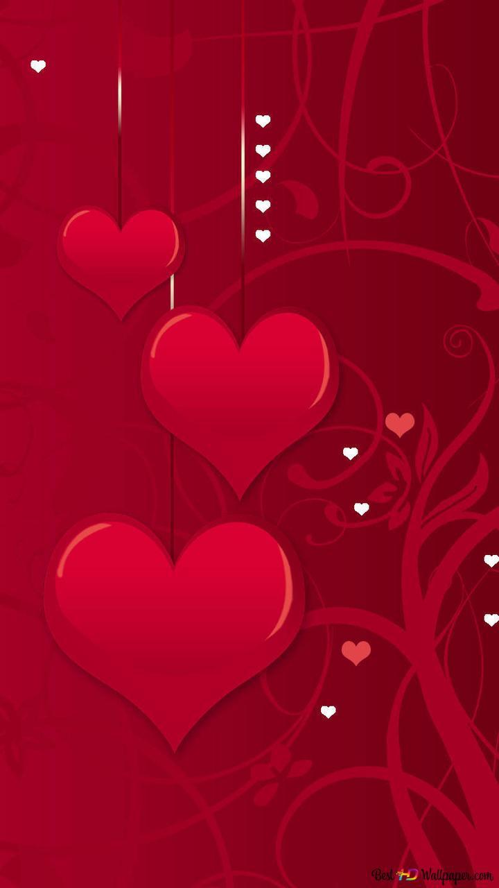 50 San Valentino Sfondo Hd Sfondo