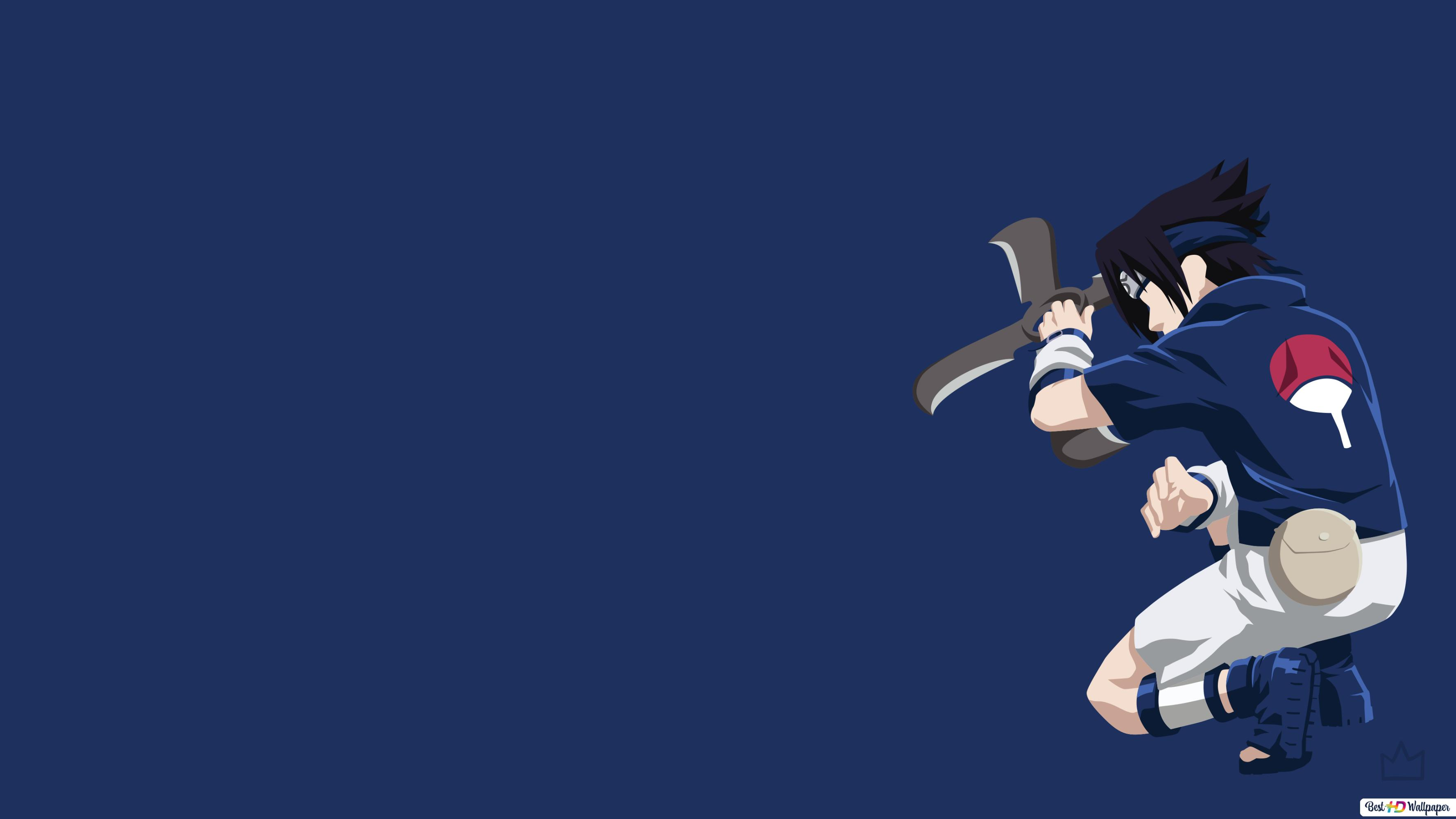 sasuke uchiha in naruto action wallpaper 3554x1999 6284 53