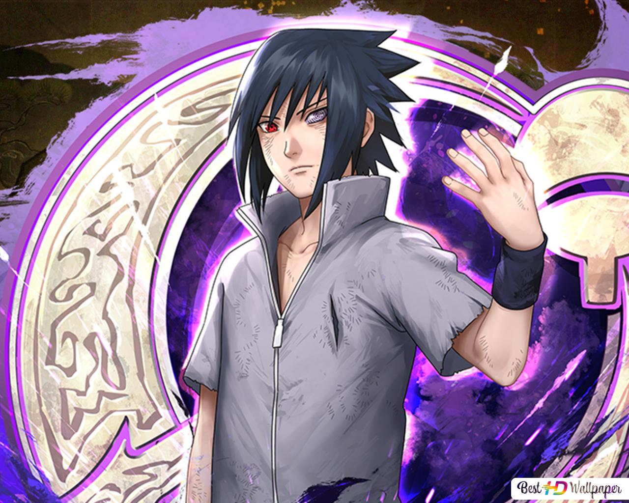Sasuke Uchiha Rinnegan From Naruto Shippuden For Desktop Hd Wallpaper Download