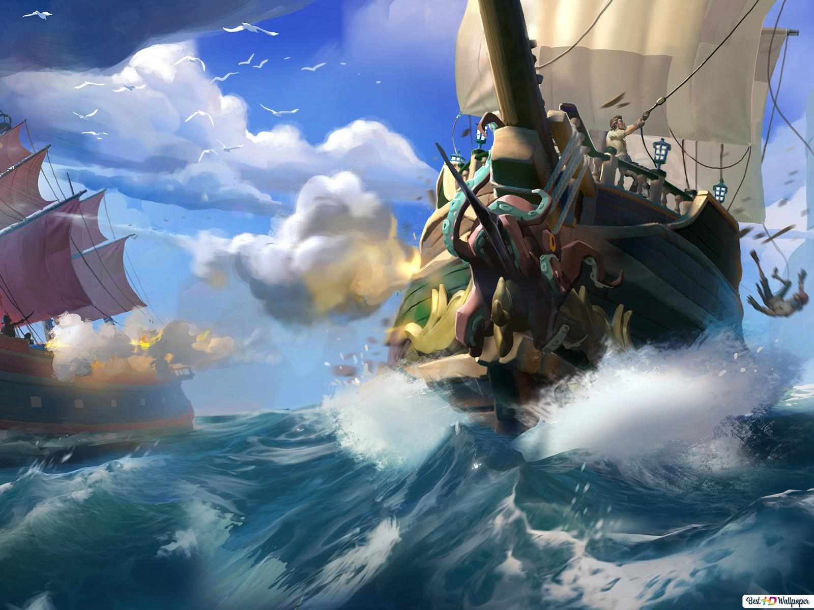 Download Best Sea Of Thieves Wallpapers Wallpapers