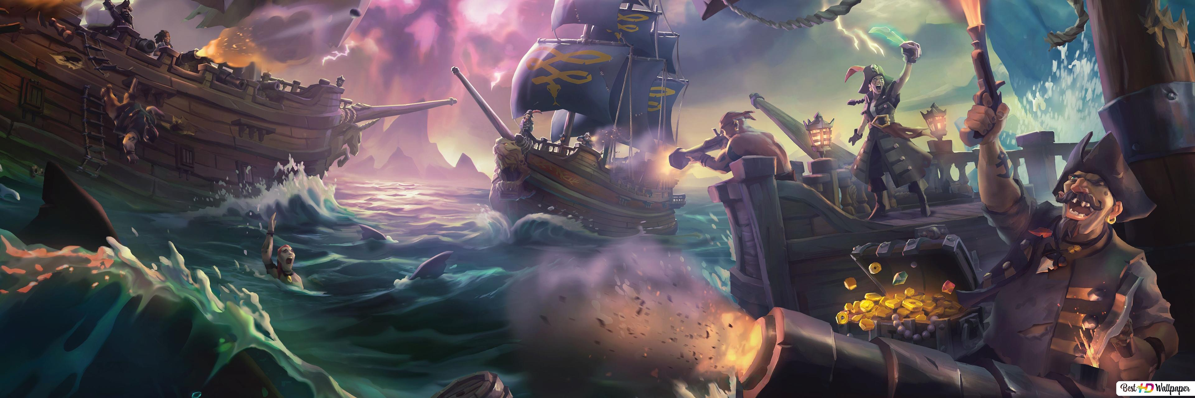 Sea Of Thieves Hd Wallpaper Download