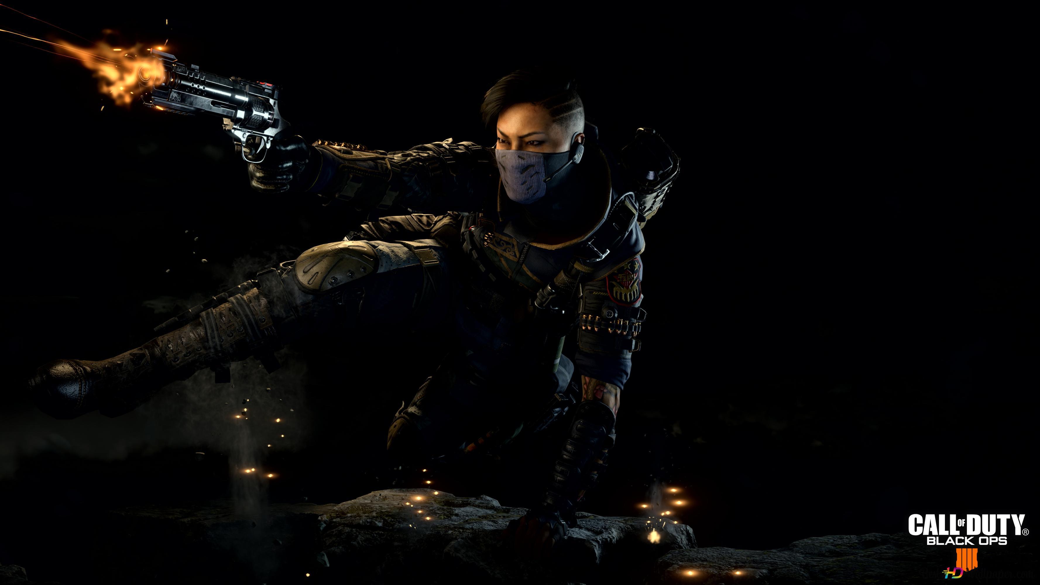 Seraph Call Of Duty Black Ops 4 Hd Wallpaper Download