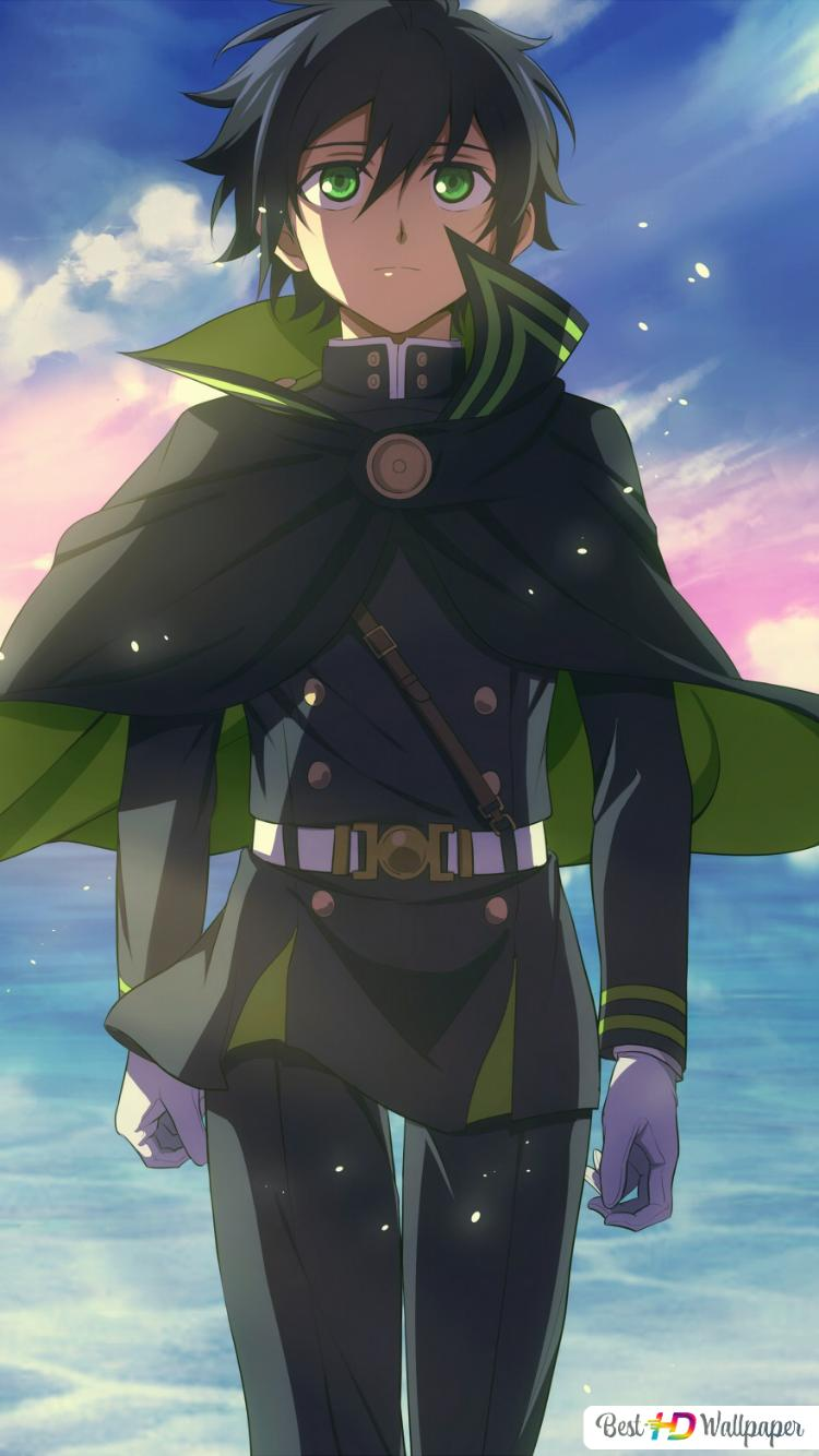 Seraph Of The End Mikaela Hyakuya Yuichiro Hyakuya Hd