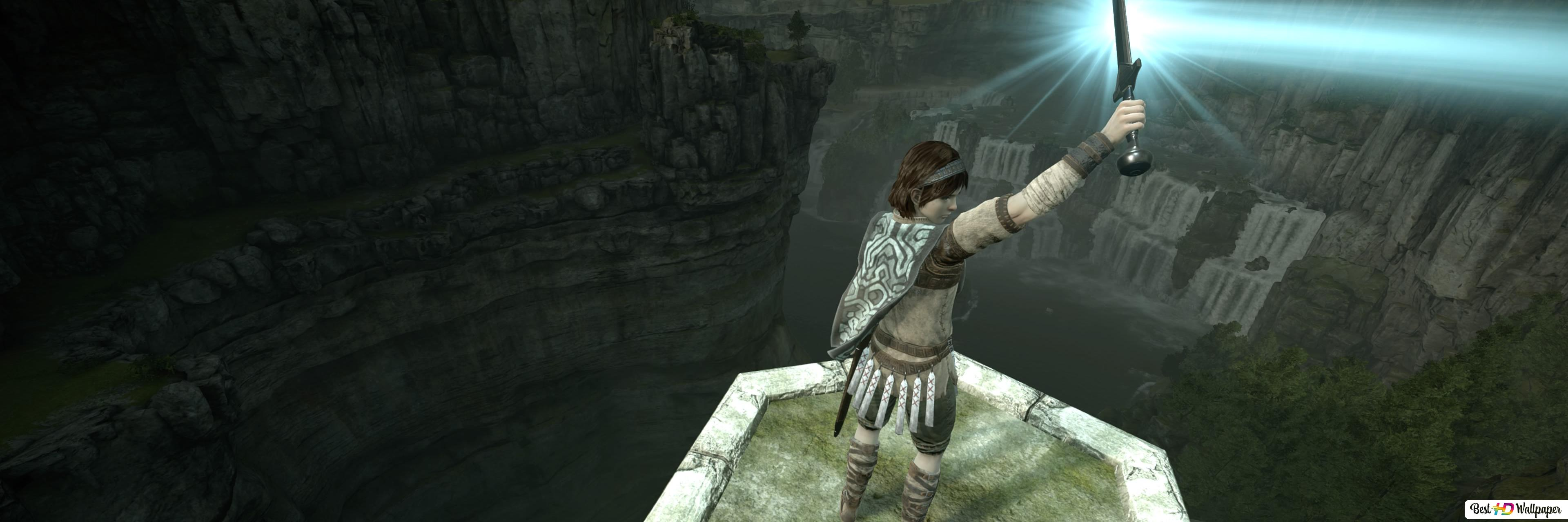 Shadow Of The Colossus Agro Hd Wallpaper Download