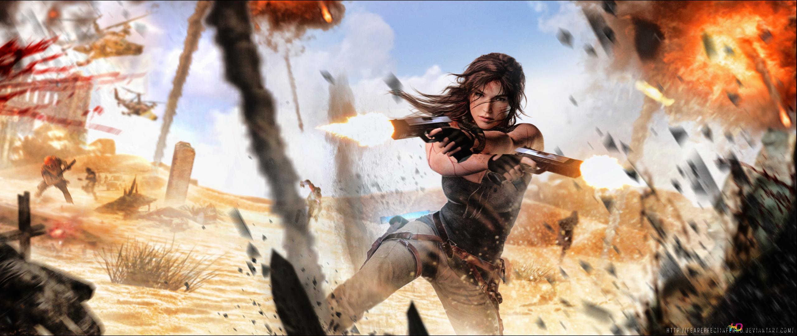 Shadow Of The Tomb Raider Zenith 2019 Lara Croft Archer Girl