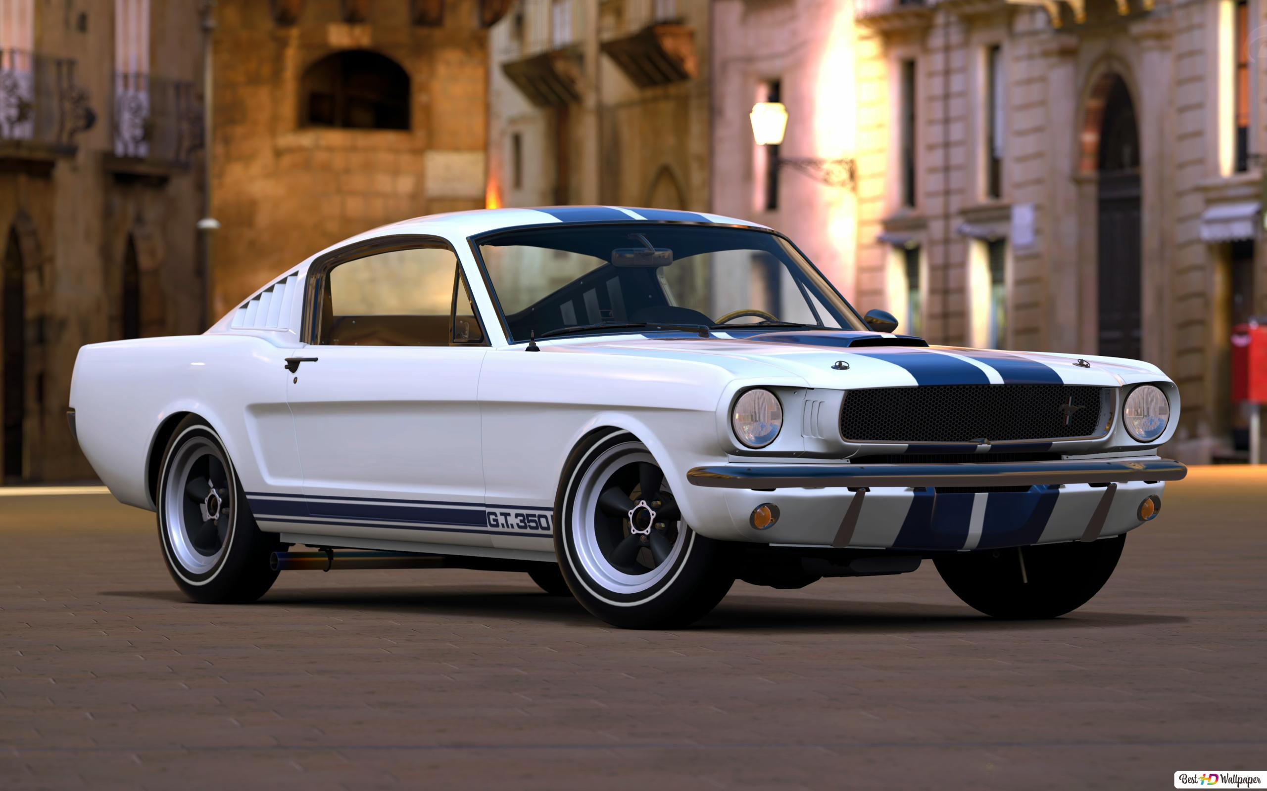 Shelby Mustang Gt350 Hd Wallpaper Download