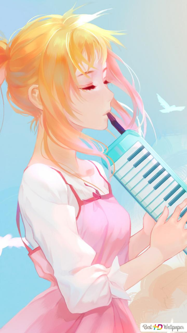 Shigatsu Wa Kimi No Uso Anime And Your Lie In April Hd