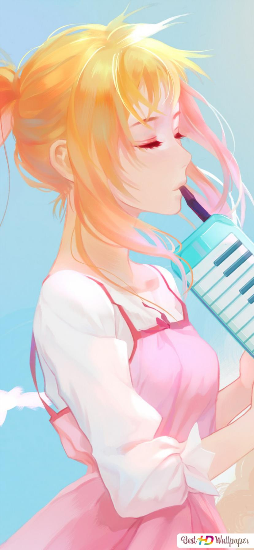Shigatsu Wa Kimi No Uso Anime And Your Lie In April Hd Wallpaper