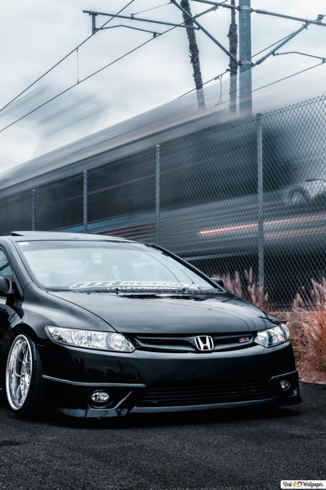 Honda Civic Type R iPhone Wallpapers - Wallpaper Cave | 960x640