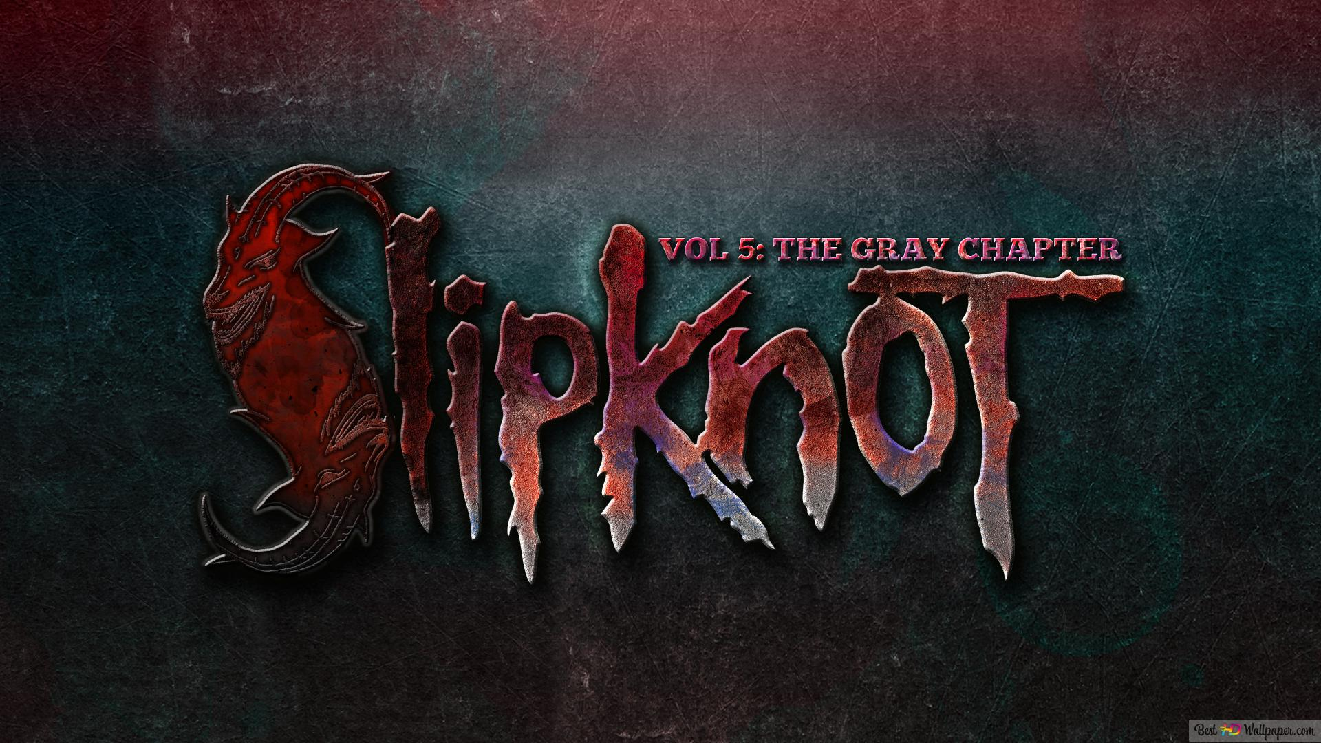 Slipknot Heavy Metal Hd Wallpaper Download